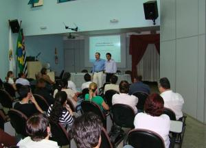 Palestra incentiva  microempreendedores a ingressar no Simples Nacional