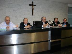 Audiência conduzida pelo vereador José Tarcísio Ribeiro (PSDB).
