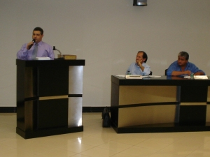 Vereadores discutem questões de trânsito em Tatuí.