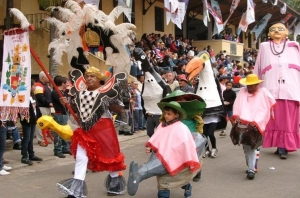 Cordão dos Bichos é uma das atrações de Tatuí no festival.