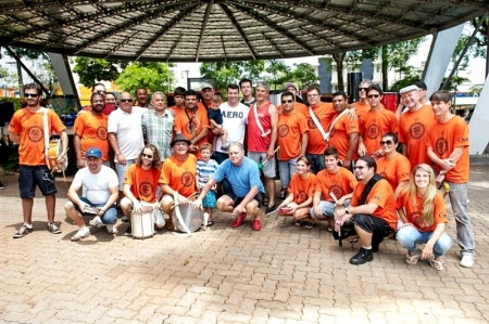 Escola de Samba do Grupo Raízes-Quilombolas e Falsa Modéstia define o Enredo do Carnaval 2013.