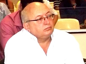 Vereador Jorge Sidnei Rodrigues da Costa.