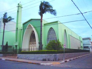 Igreja Presbiteriana de Tatuí.