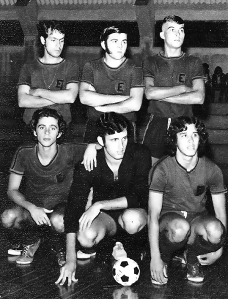 Equipe do Estudiantes F.S.