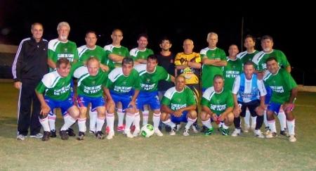 """""""Super 55"""" do Clube sofre derrota para equipe de Itapetininga."""