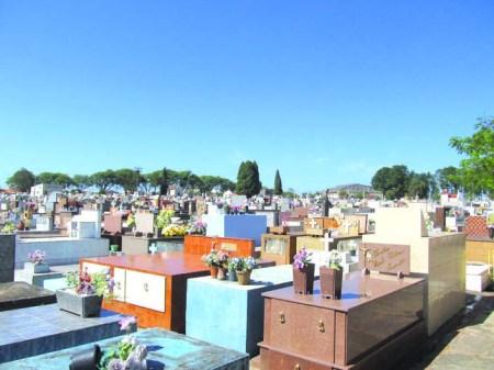 Cemitério Cristo Rei.