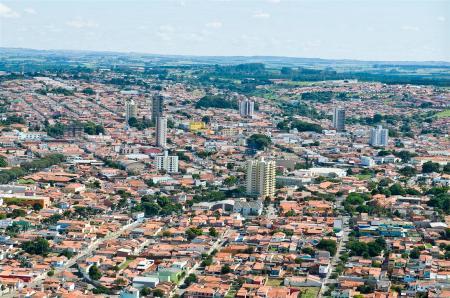 Tatuí é uma das cidades mais populosas da região.