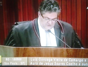 Auro x Gonzaga - TSE