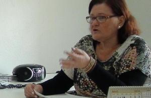 Nanete Walti de Lima é a atual provedora da Santa Casa.
