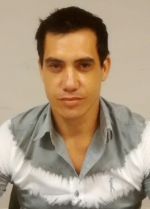 Vereador Valdeci, autor do projeto do banco de cadeiras de rodas.