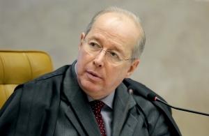 Ministro Celso de Mello em foto Felipe Sampaio - STF.