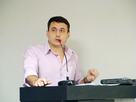 Marquinho acredita que o sistema tornará o aprendizado mais ágil.