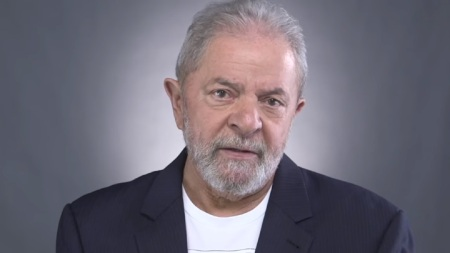 Lula face