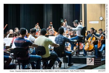 Conservatório é a mais bem sucedida escola de música do Brasil.