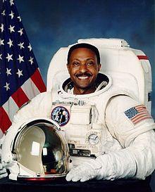 Astronauta Shuttle Winston Scott