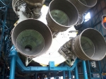 Turbinas da nave Apollo11